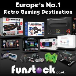 Funstock - Europes No.1 Retrogaming Destination