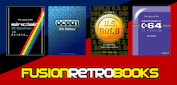 Fusion Retro Books